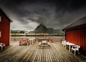 Wystawa z wyprawy na Lofoty