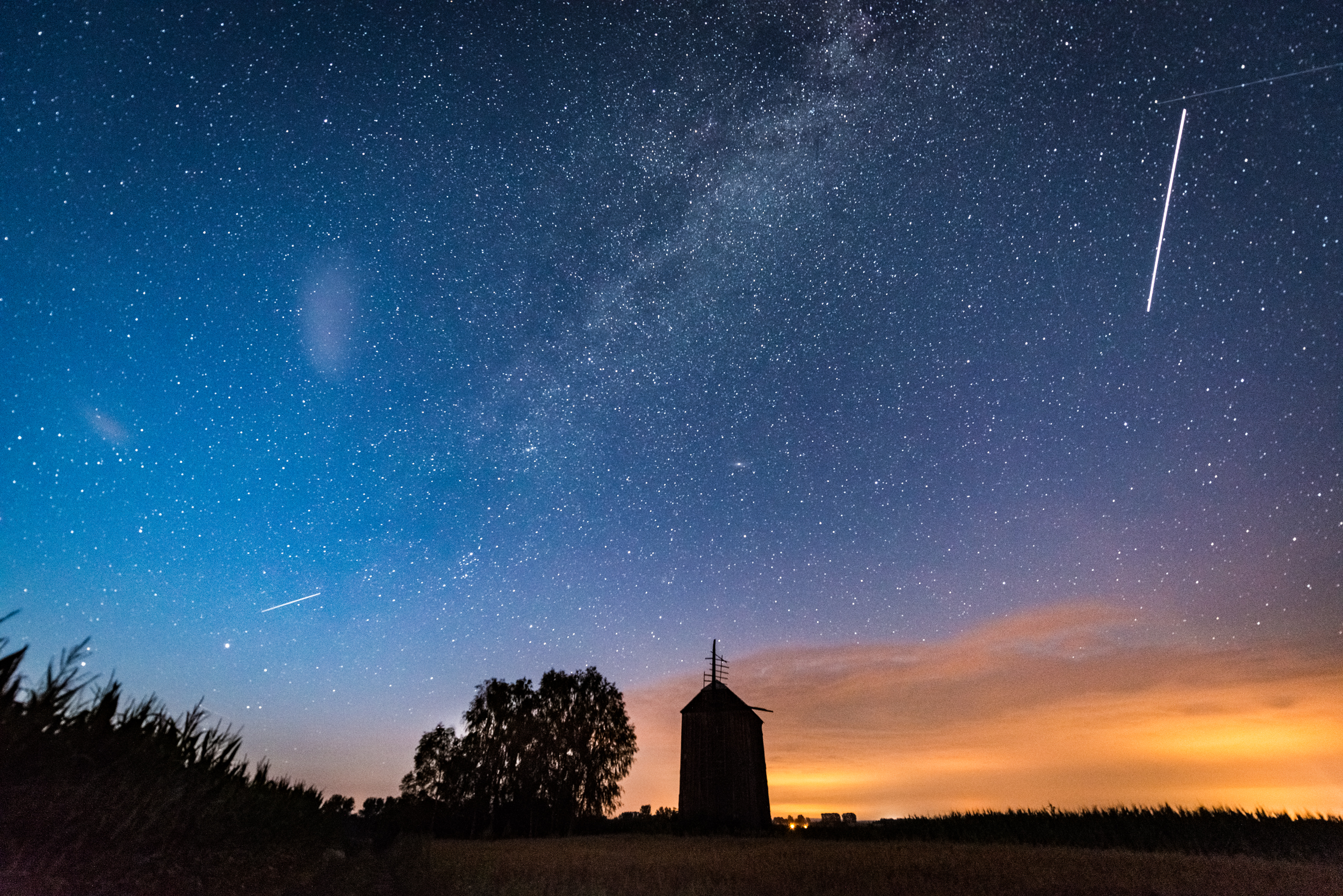Chmury i Gwiazdy  [#005]  MARKOWY VLOG O FOTOGRAFII