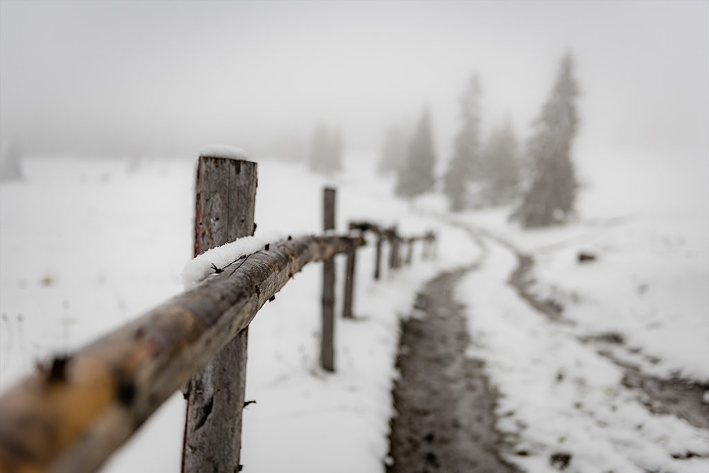 jak fotografować krajobrazy Marek Waśkiel Późną wiosną na Podhalu