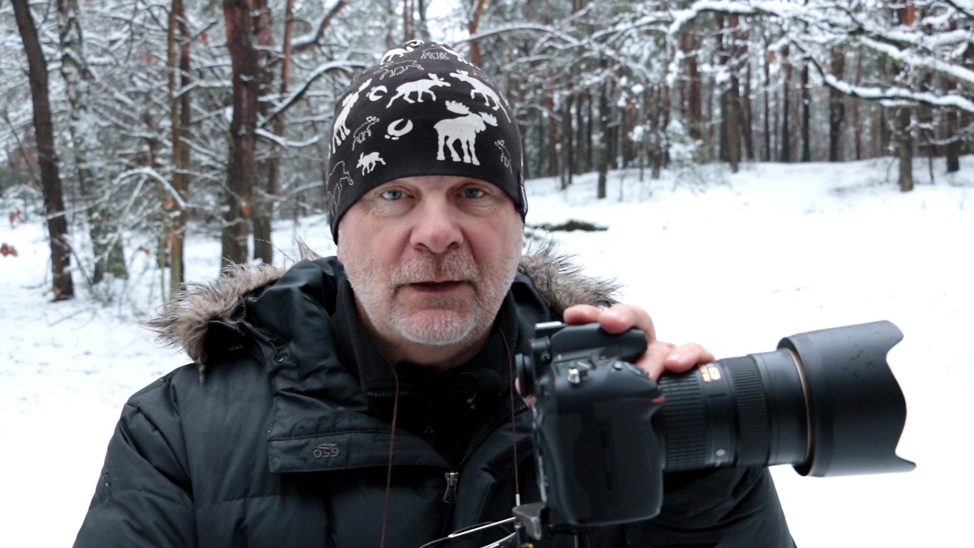 Jak fotografować zimą? Markowy Vlog o Fotografii [#16]