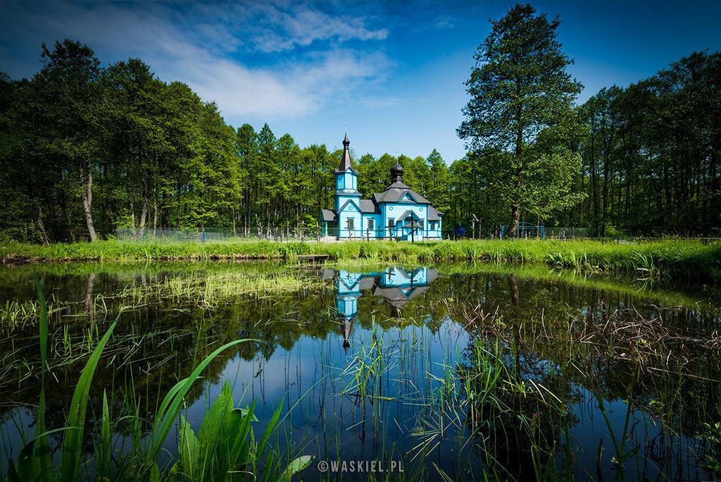 filtr polaryzacyjny waskiel blog cerkiew koterka