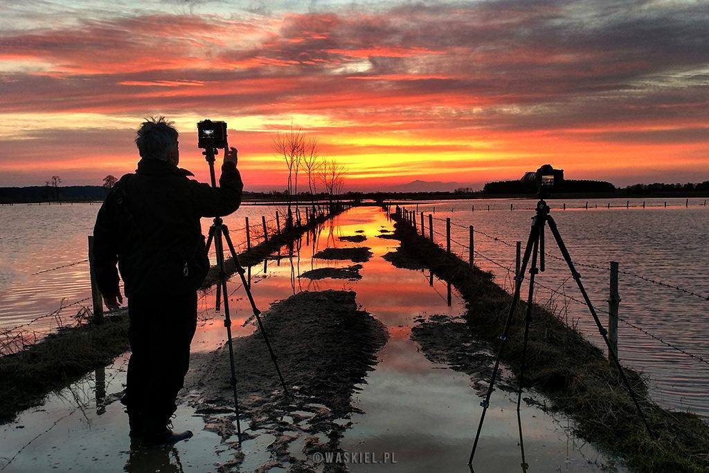 najpiękniejsze krajobrazy Polski rozlewiska Narwi