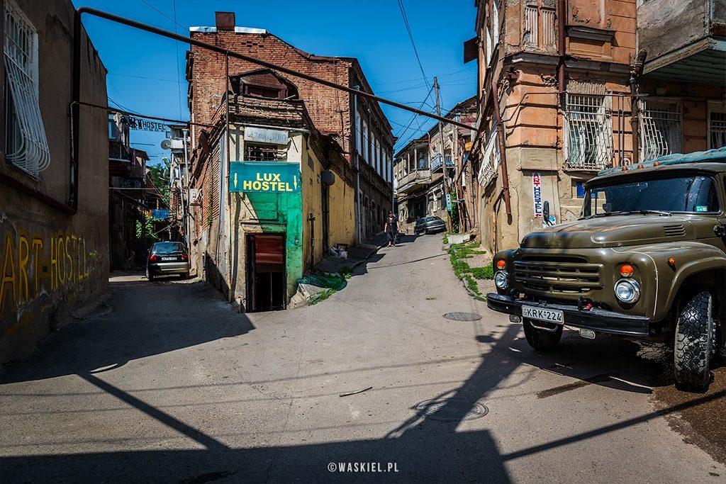 Gruzja wakacje blog o fotografii Marek Waskiel