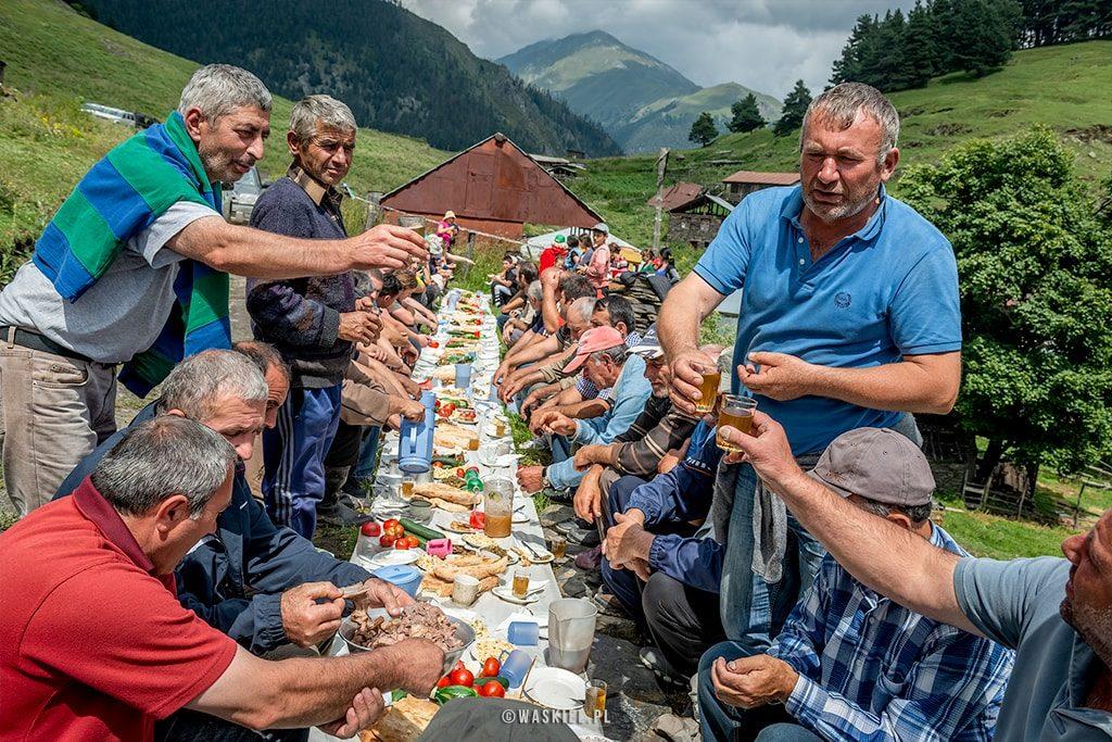 Gruzja na wakacje blog o fotografii Marek Waskiel