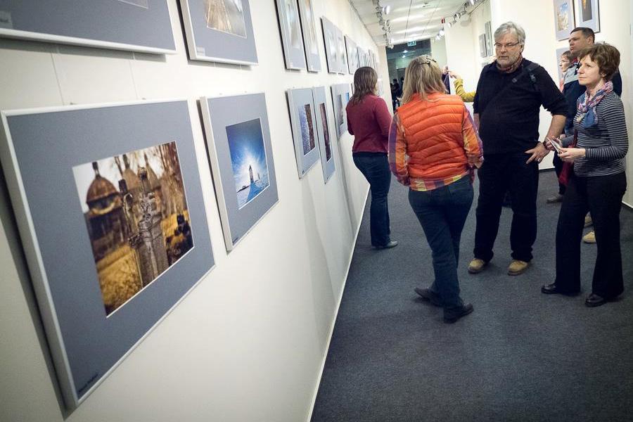 kurs fotografii warszawa - wystawa absolwentów