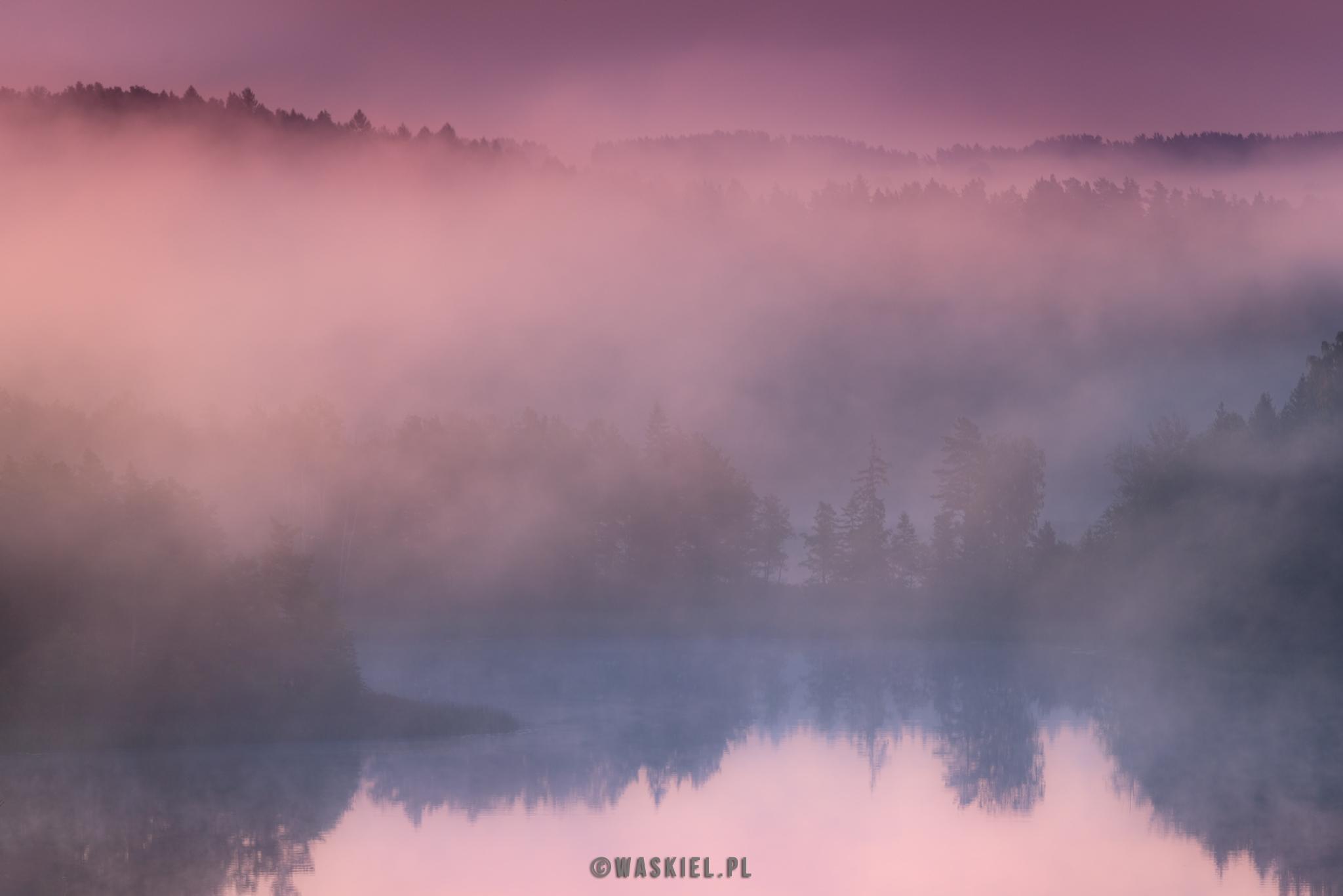 Zdjęcie przedstawiające wykorzystanie filtrów w fotografii krajobrazowej.