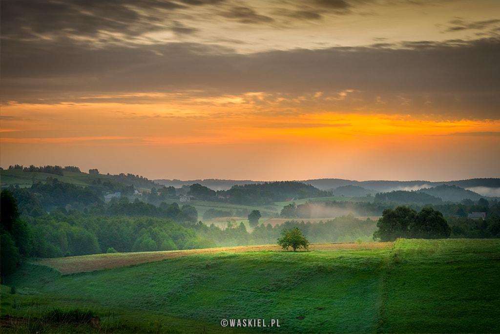 Obraz przedstawiający, że w fotografii krajobrazowej ogromną rolę mają pomysły na zdjęcia.