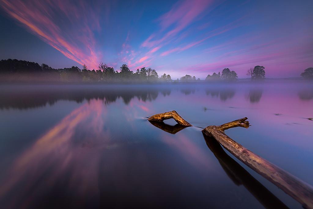 Zdjęcie prezentujące przykład ekspozycji w fotografii krajobrazowej.
