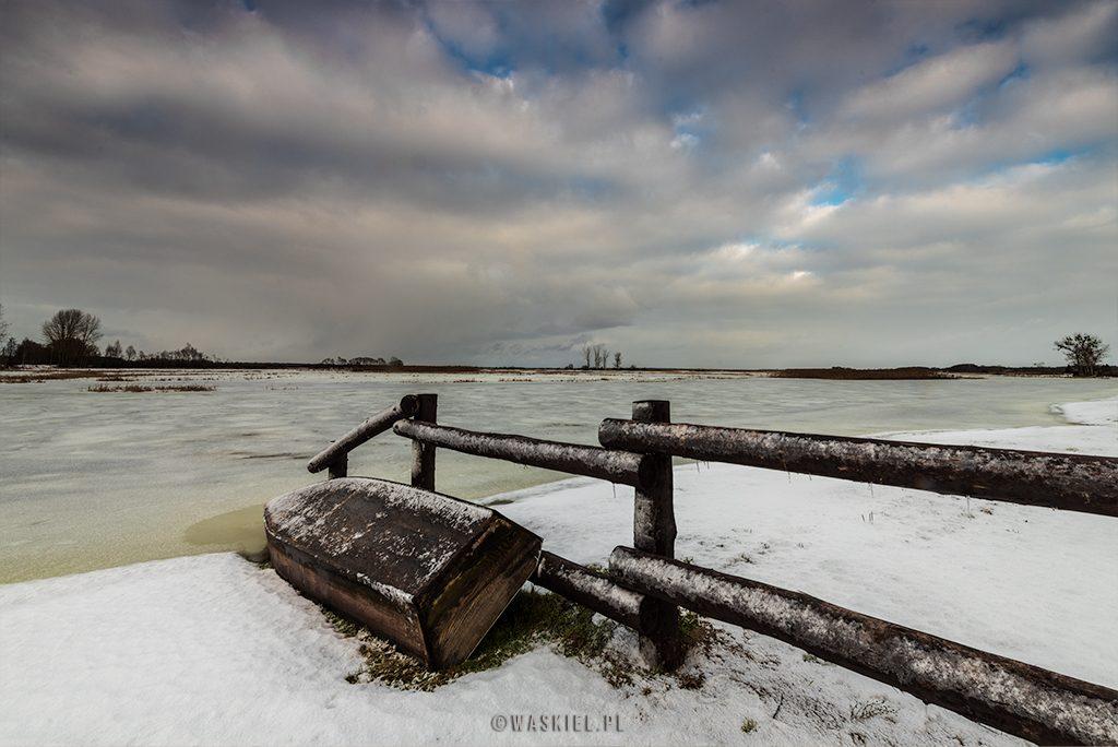 zimowe fotografowanie biebrza marek waskiel blog