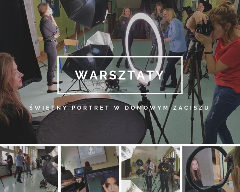 Warsztaty Fotografii Portretowej Warszawa