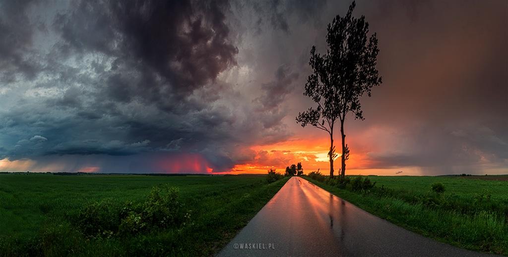 Obraz wyróżniający do wpisu jak fotografować burzę.