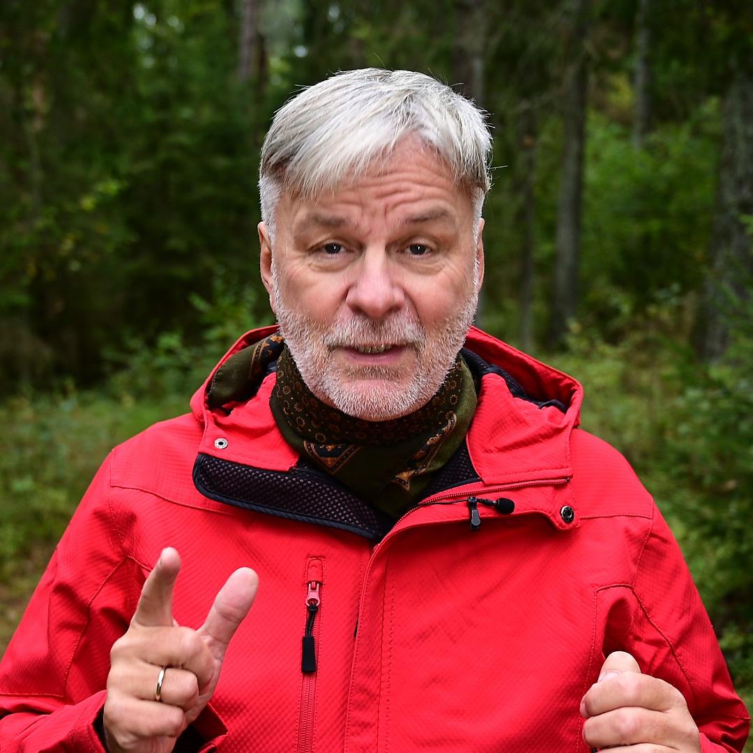 Obraz przedstawiający autora kursu fotografii krajobrazowej Marka Waśkiela.
