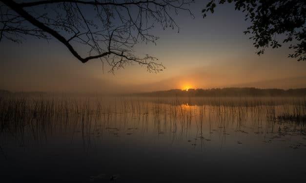 Magiczny wschód słońca #81