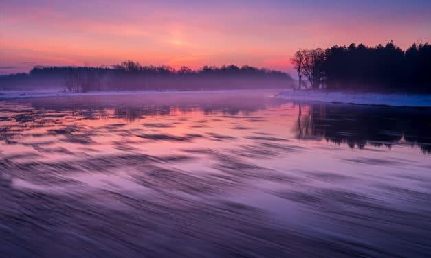 Zimowe fotografowanie na Podlasiu