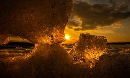 Foto BLOG: Weekend w lodowej krainie