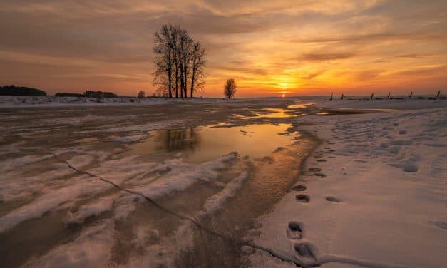 Przygody z zimowym fotografowaniem