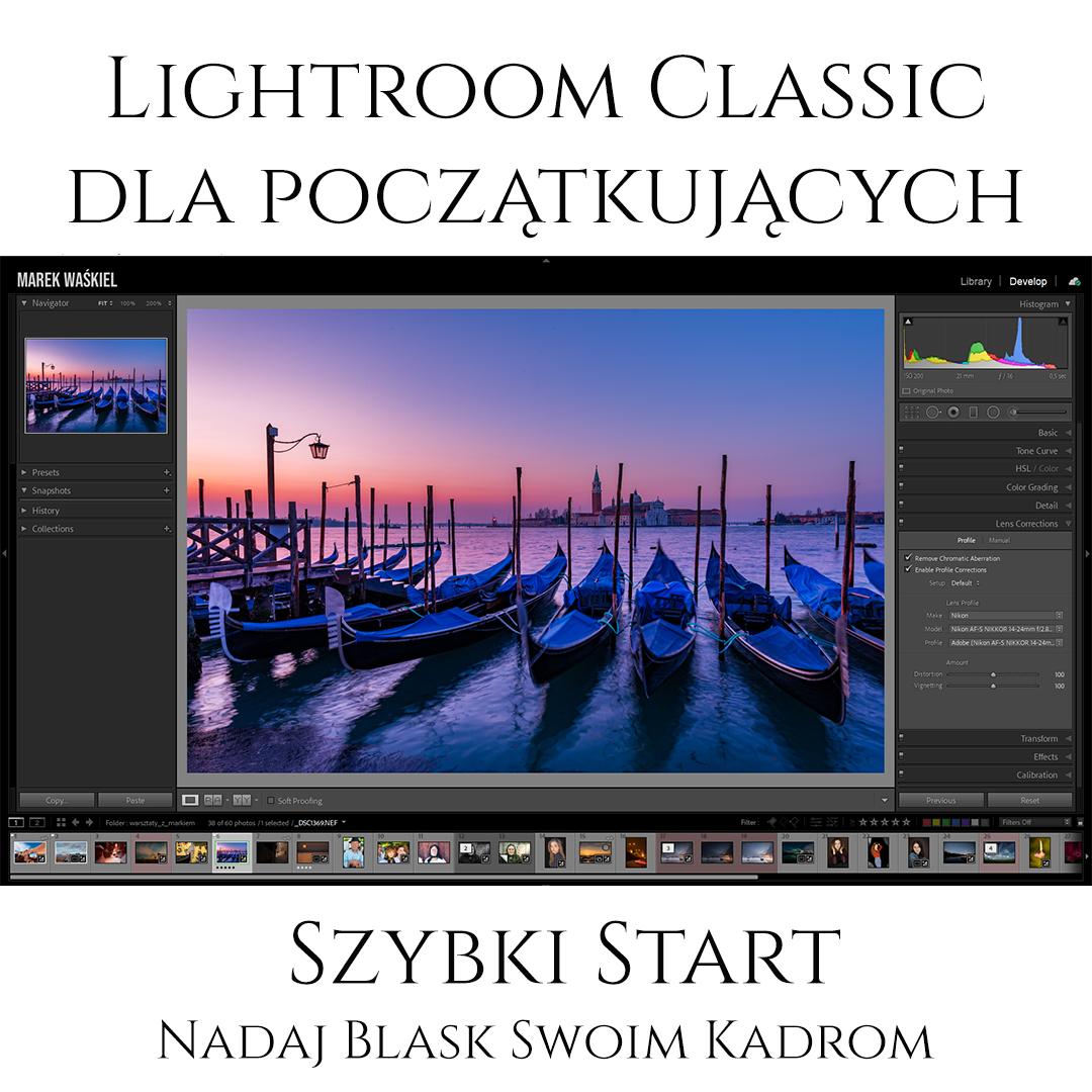 Obraz przedstawiający, jak wygląda kurs lightroom online.