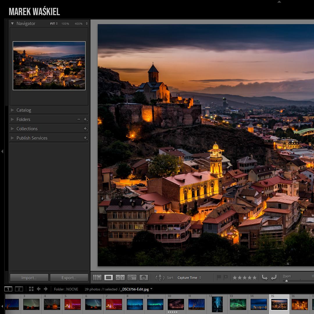 Obraz prezentujący, jak wygląda kurs fotografii podróżniczej.