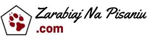 Obraz przedstawiający logo portalu o copywritingu Zarabiaj Na Pisaniu.